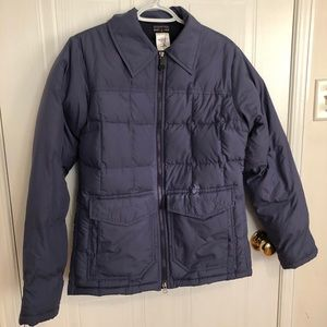 Patagonia down filled puffer jacket size Small